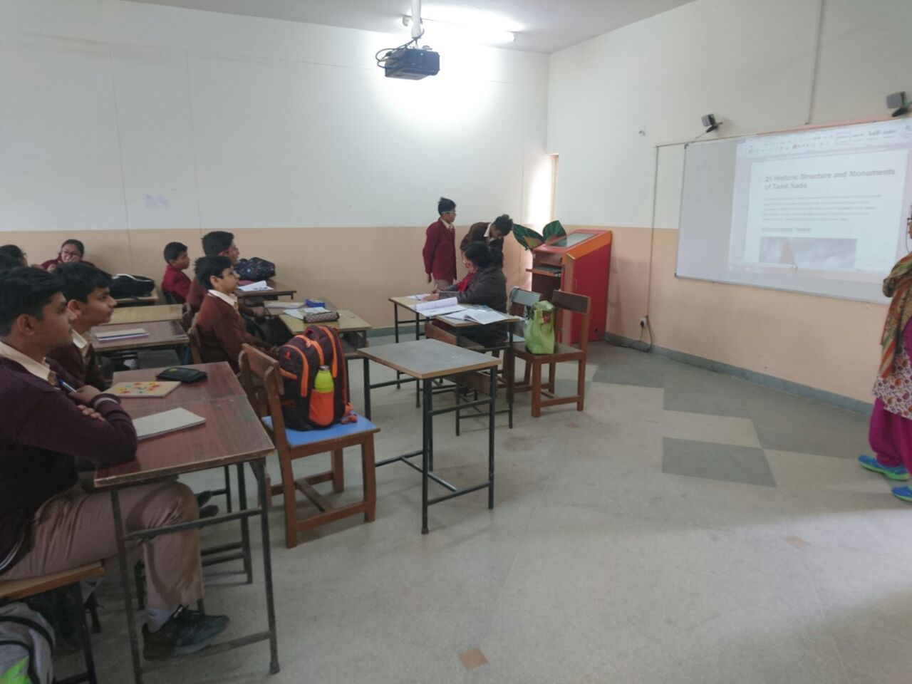 """smart classroom in indian education scenario education essay To cater to the school students' needs, education providers such as  chennai,  says """"we've been conducting 'smart classes' for the last six."""