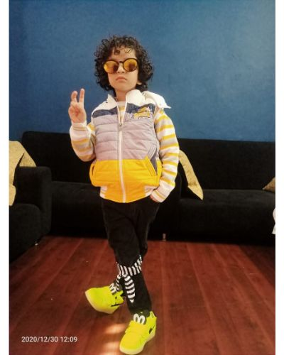 Fashionista-The Fashionable Virtual Walk By Pre-Primary Kids