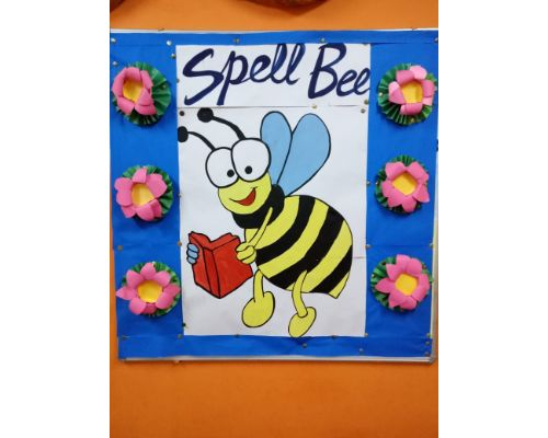 Spell Bee Pre-Primary